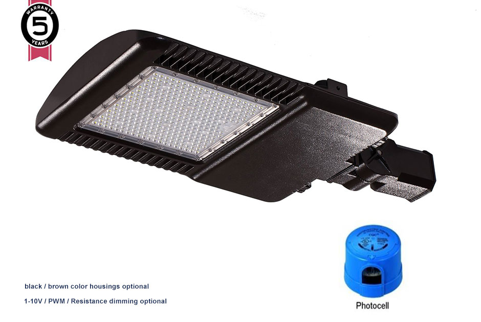 LED Parking Lot & Area Light
